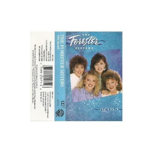 Image 0 of ID Choose You Again By Forester Sister On Audio Cassette