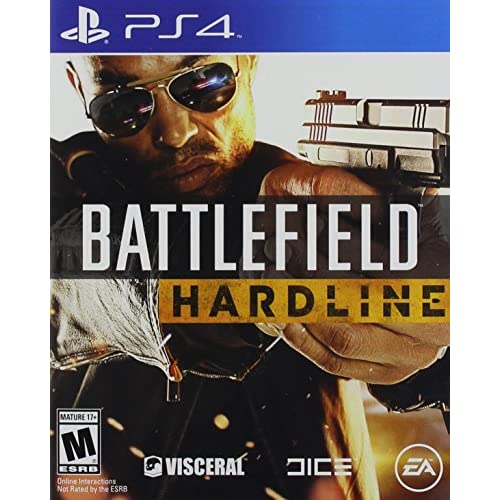 Battlefield Hardline For PlayStation 4 PS4