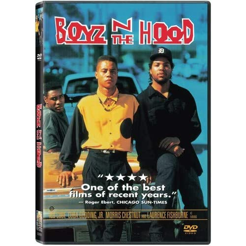 Image 0 of Boyz 'N The Hood On DVD With Cuba Gooding Jr Drama