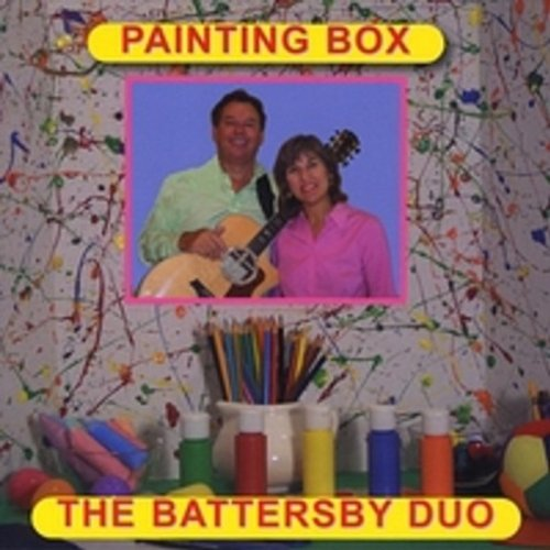 Image 0 of Painting Box By Battersby Duo On Audio CD Album 2008