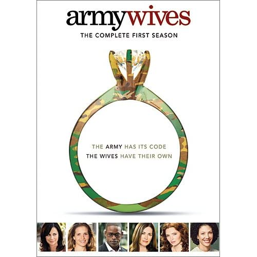 Image 0 of Army Wives: Season 1 On DVD