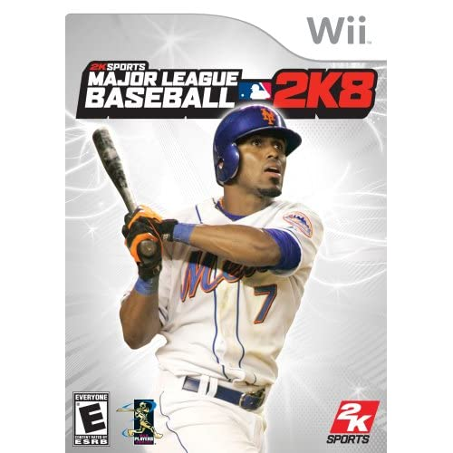 Image 0 of Major League Baseball 2K8 For Wii And Wii U