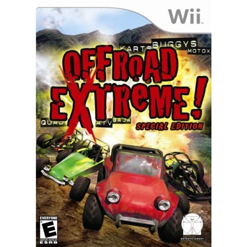 Image 0 of Off Road Extreme Special Edition For Wii
