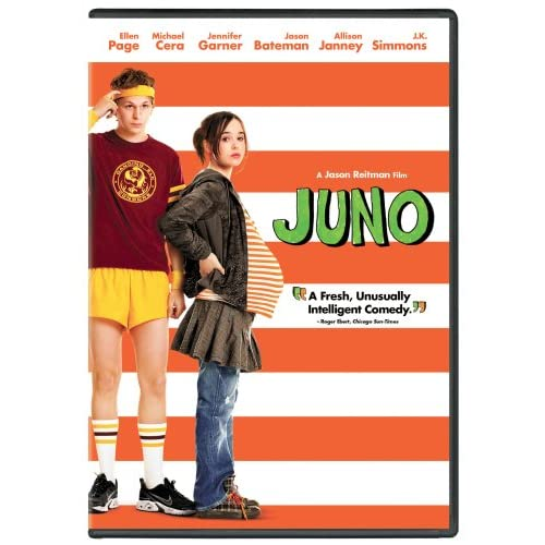 Image 0 of Juno Single-Disc Edition On DVD With Ellen Page Comedy