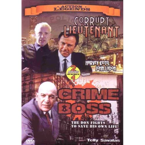 Image 0 of Corrupt Lieutenant / Crime Boss On DVD with Multi