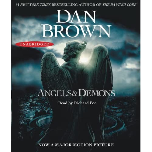a review of dan browns thriller angels demons Angels and demons: (robert langdon book 1) ebook: dan brown: amazonin: includes a sneak preview of origin,the new thriller by dan brown: there was a problem filtering reviews right now please try again later.
