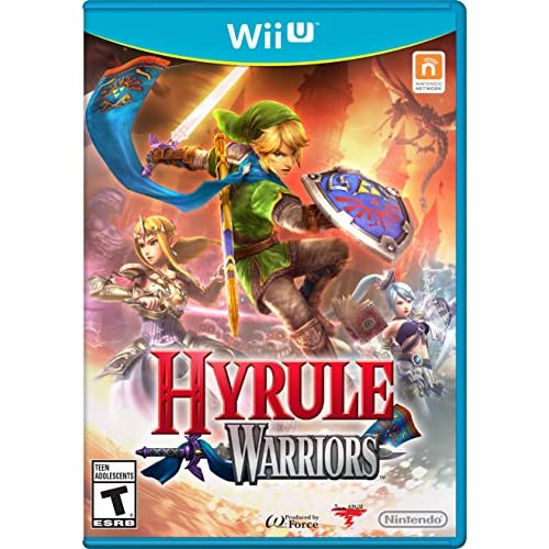 Image 0 of Hyrule Warriors For Wii U