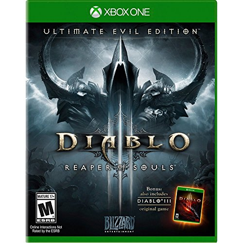 Diablo III: Ultimate Evil Edition For Xbox One RPG