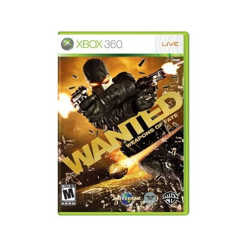 Shooting Games For Xbox 360 : Wanted weapons of fate for xbox shooter