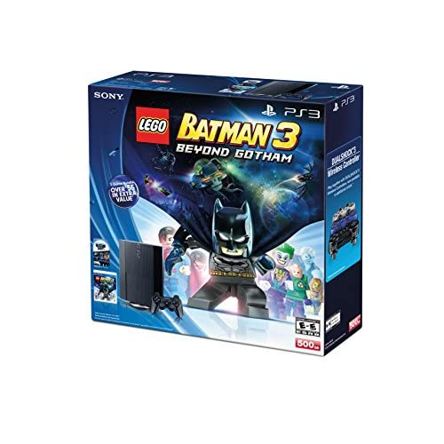 Image 3 of Lego Batman 3: Beyond Gotham The Sly Collection PlayStation 3 500GB