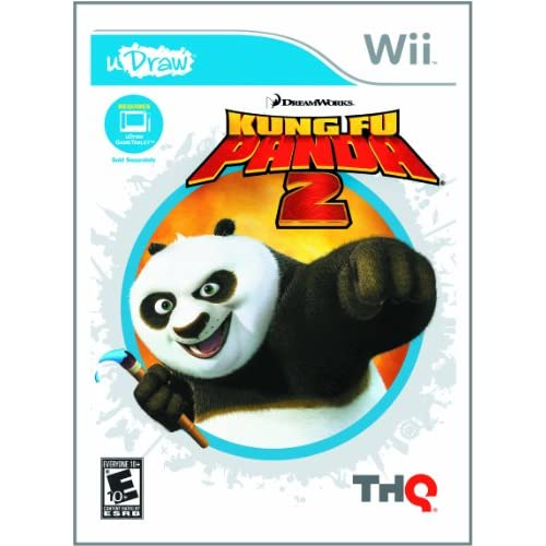 Image 0 of Kung Fu Panda 2 uDraw For uDraw Gametablet For Wii Fighting