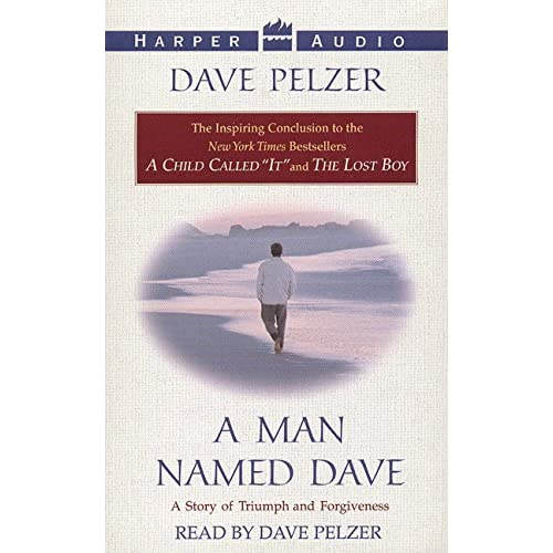 Image 0 of A Man Named Dave By Pelzer Dave Pelzer Dave Reader On Audio Cassette