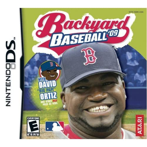 Backyard Baseball 2009 Nintendo For DS