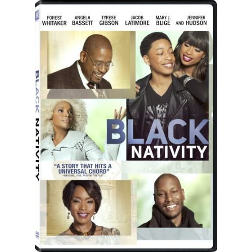 Image 0 of Black Nativity On DVD With Forest Whitaker Drama