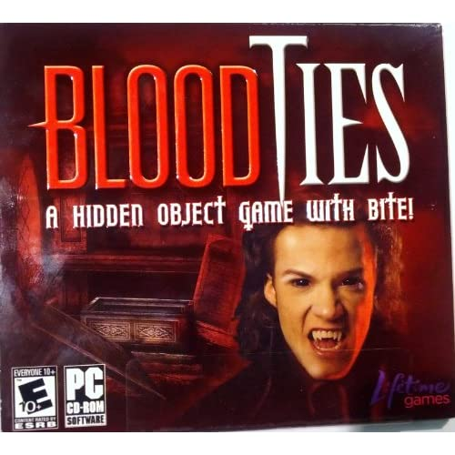 Image 0 of Blood Ties: A Supernatural Mystery You Can Sink Your Teeth Into! Software