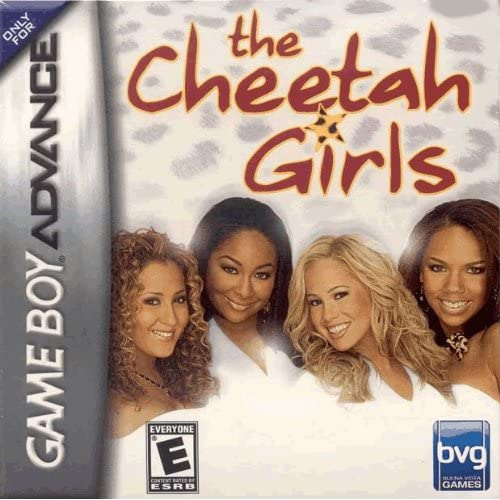 The Cheetah Girls GBA Disney For GBA Gameboy Advance