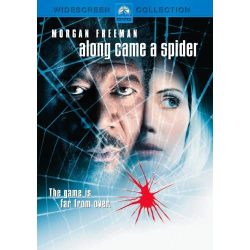 Image 0 of Along Came A Spider On DVD With Morgan Freeman Mystery