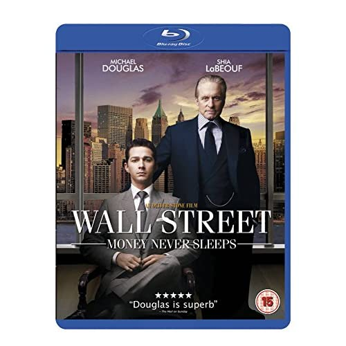 Image 0 of Wall Street: Money Never Sleeps Blu-Ray On DVD
