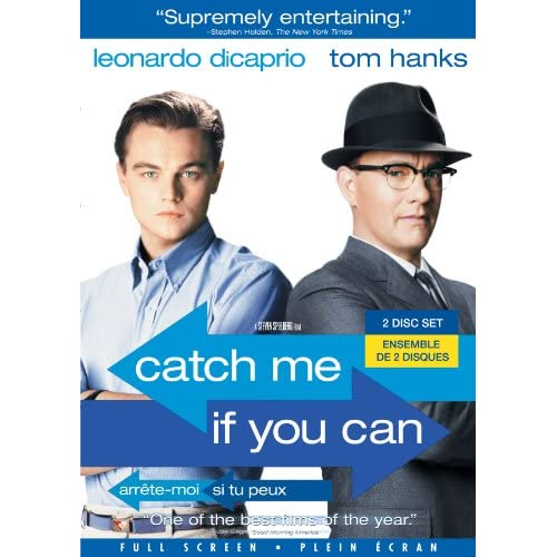 Image 0 of Catch Me If You Can Widescreen On DVD With Leonardo Dicaprio