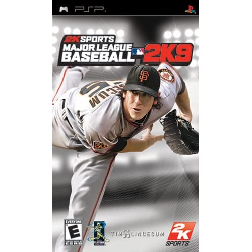 Image 0 of Major League Baseball 2K9 Sony For PSP UMD