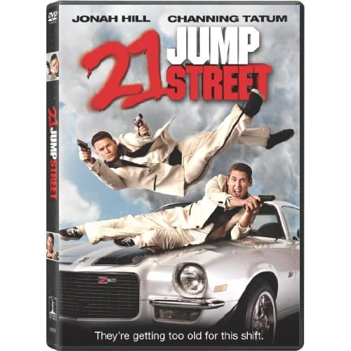 Image 0 of 21 Jump Street On DVD With Jonah Hill