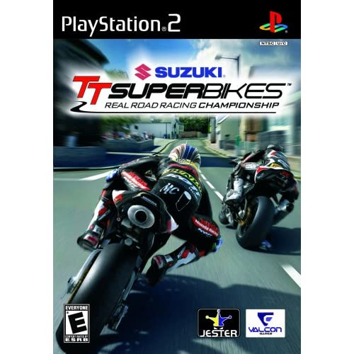 Image 0 of Suzuki Tt Superbikes: Real Road Racing Championship For PlayStation 2 PS2