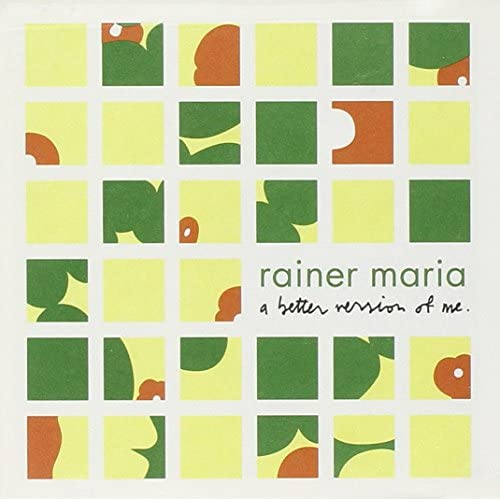 Image 0 of A Better Version Of Me By Rainer Maria On Audio CD Album Age & Easy Listening 20