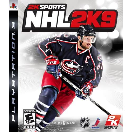Image 0 of NHL 2K9 For PlayStation 3 PS3 Hockey