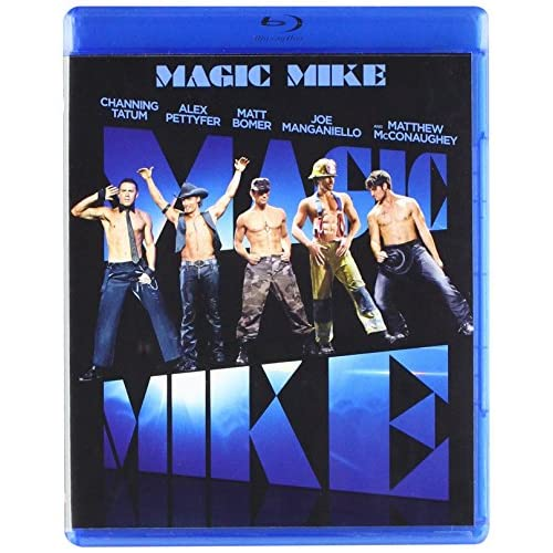 Image 0 of Magic Mike Blu-Ray On Blu-Ray With Channing Tatum Comedy