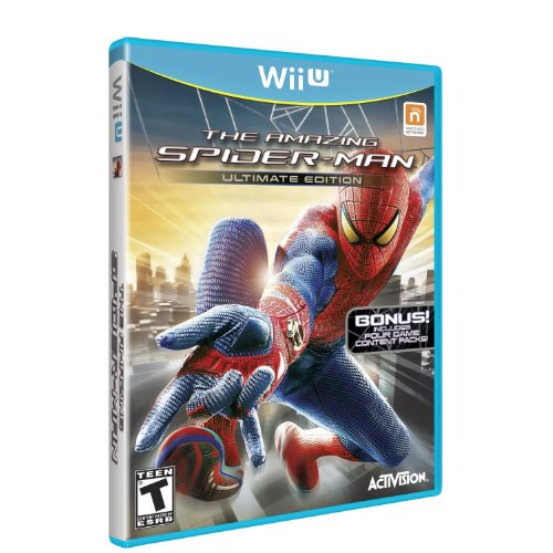 Image 0 of The Amazing Spider-Man For Wii U Fighting