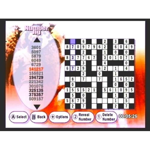 Image 2 of Puzzle Challenge: Crosswords And More! For Wii And Wii U