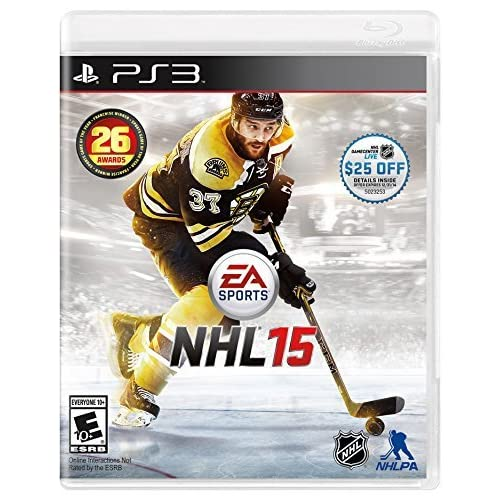 Image 0 of NHL 15 For PlayStation 3 PS3 Hockey