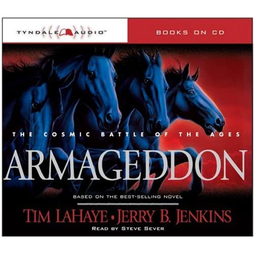 Armageddon: The Cosmic Battle Of The Ages Left Behind 11 By Tim Lahaye