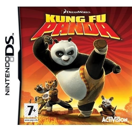 Kung Fu Panda For Nintendo DS DSi 3DS 2DS
