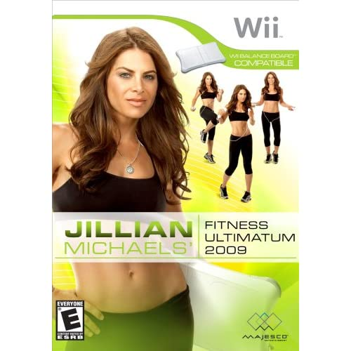 Jillian Michael's Fitness Ultamatum 2009 For Wii