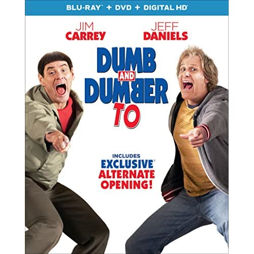 Image 0 of Dumb And Dumber To Blu-Ray DVD Digital HD With Ultraviolet On Blu-Ray With Jim C