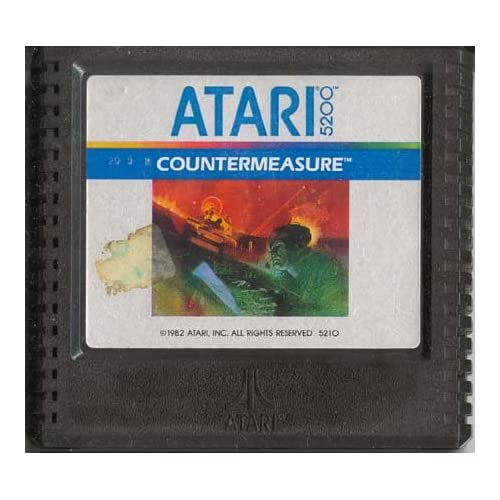 Countermeasure For Atari Vintage Arcade