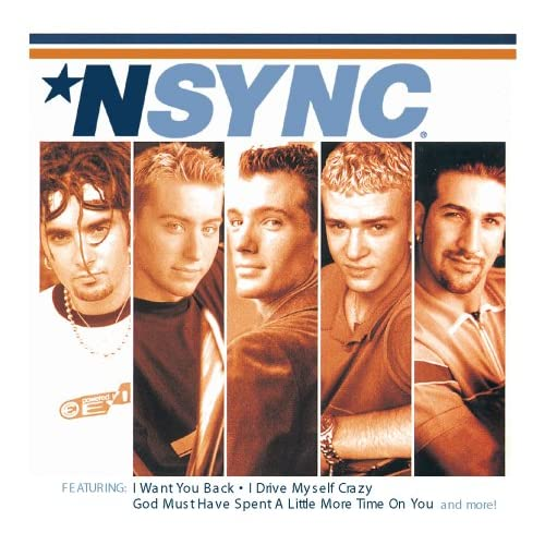*Nsync By *Nsync On Audio CD Album 2004
