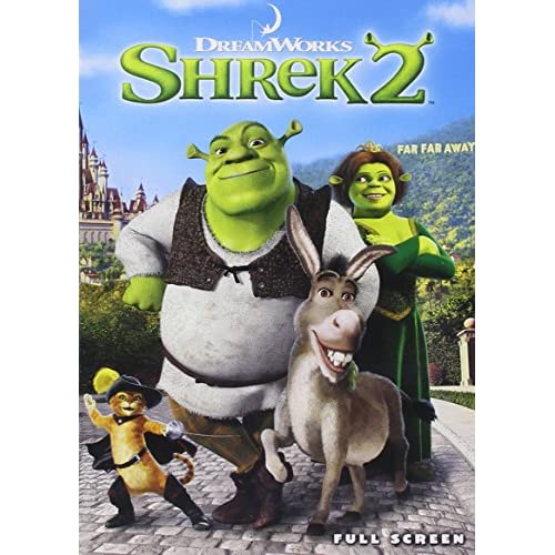 Image 0 of Shrek 2 Full Screen Edition On DVD With Mike Myers