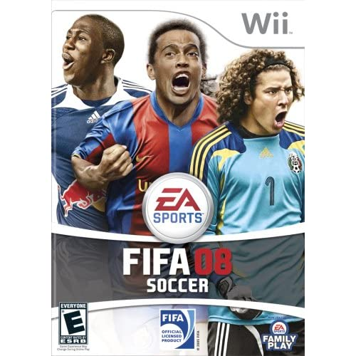 Image 0 of FIFA 08 For Wii And Wii U Soccer