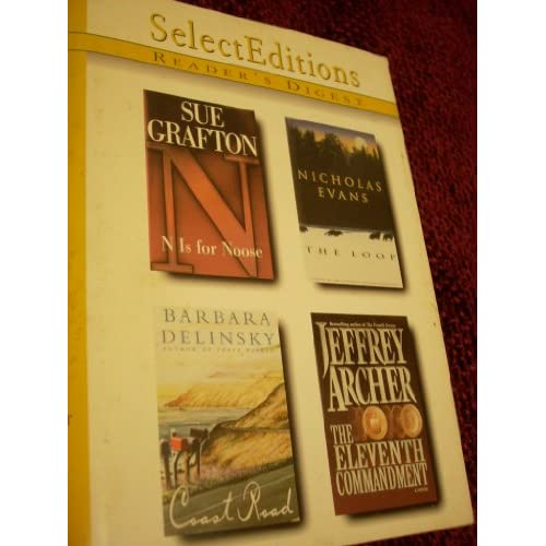 Reader's Digest Select Editions Volume 4 2013 – 4 Books in 1 (Green Cover)