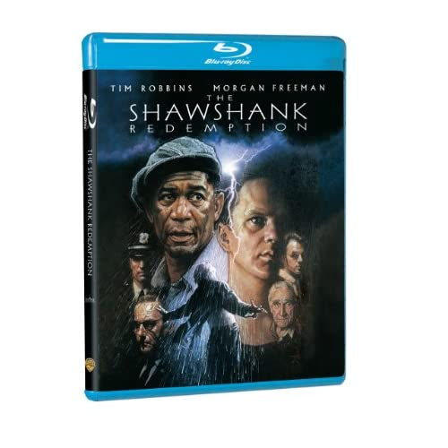 Image 0 of The Shawshank Redemption Blu-Ray On Blu-Ray With Tim Robbins Drama