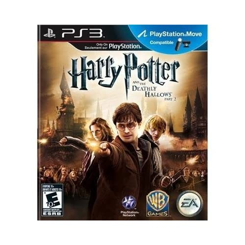 New Electronic Arts Harry Potter&deathly Hallows Video Games PS3 For PlayStation