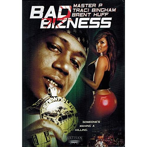 Image 0 of Bad Bizness On DVD With Tracy Bingham
