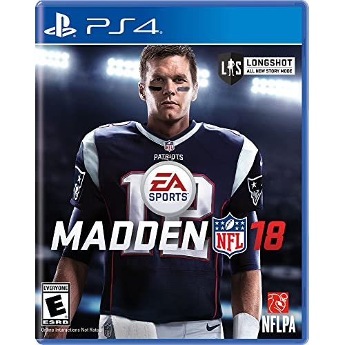 Image 0 of Madden NFL 18 For PlayStation 4 PS4 Football