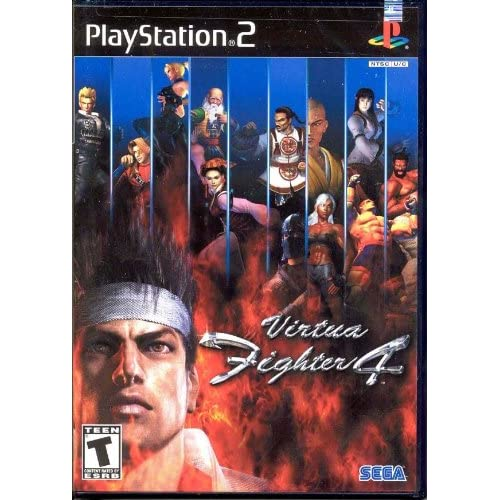 Image 0 of Virtua Fighter 4 For PlayStation 2 PS2