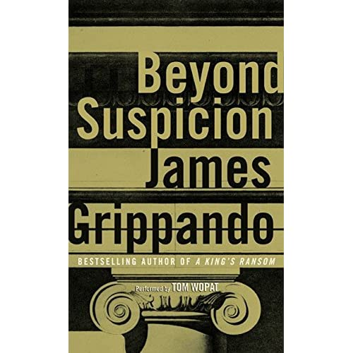 Image 0 of Beyond Suspicion By Grippando James Wopat Tom Reader On Audio Cassette