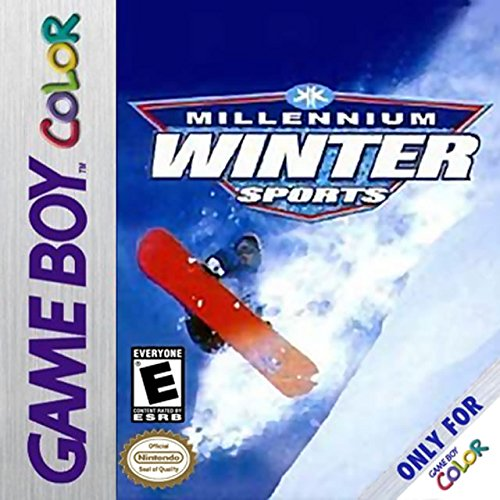 Millennium Winter Sports On Gameboy Color Extreme Sports