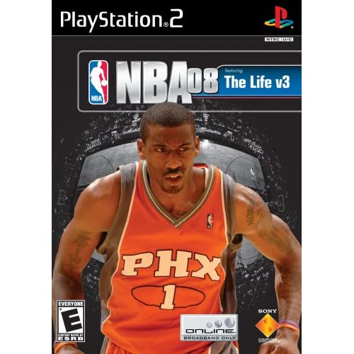 Image 0 of NBA 08: The Life V3 For PlayStation 2 PS2 Basketball