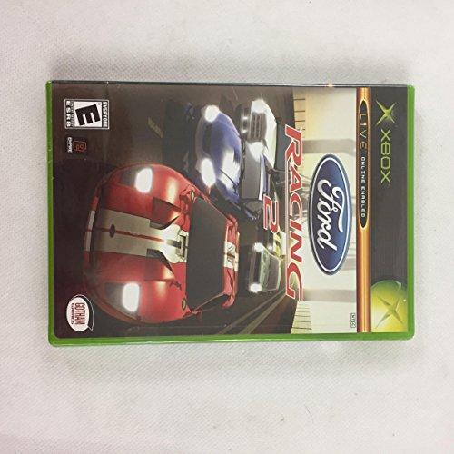 Ford Racing 2 Xbox For Xbox Original With Manual and Case